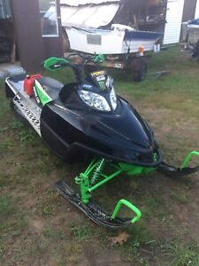 arctic cat m6 2011