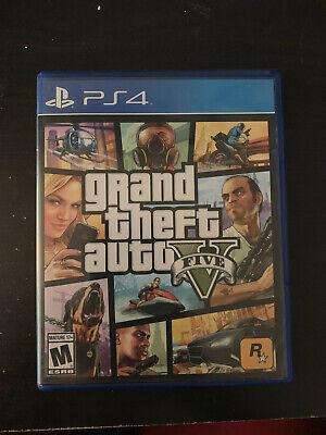 Grand Theft Auto V (Sony PlayStation 4) PS4