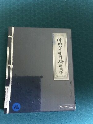 The Grand Heist - Blu-ray Digibook Edition (Korean, 2012)