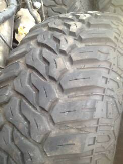 4x4 tyres and wheels
