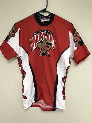 Adrenaline Promo Columbia University Lions 3//4 zip Men/'s Cycling Jersey