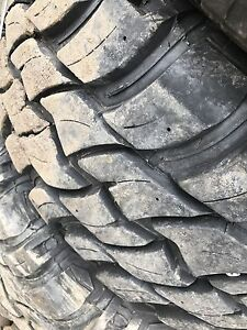 2009 Ford F-250 super duty rims and tires  London Ontario image 2