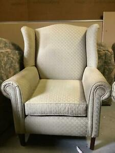 Lounge suite and wing chair