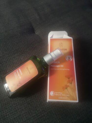 WELEDA Arnica Massageöl 00357995 Arnika