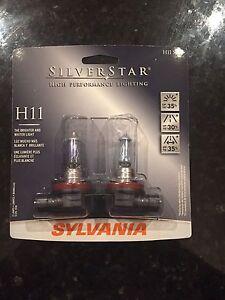 Silverstar Headlamps