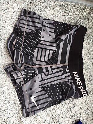 Women's Nike Pro Dri-fit Nike Pro Shorts - Size S