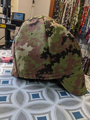 Wendys Welding Hat Made With Digital Camo 3 Application New