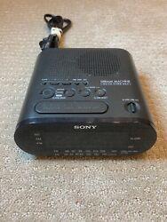Sony Dream Machine FM/AM Alarm Clock Radio Model ICF-C218 Tested
