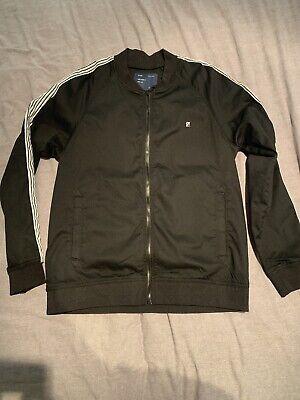 Zara Man Soft Demin Zipper Jacket (Large) - BRAND NEW