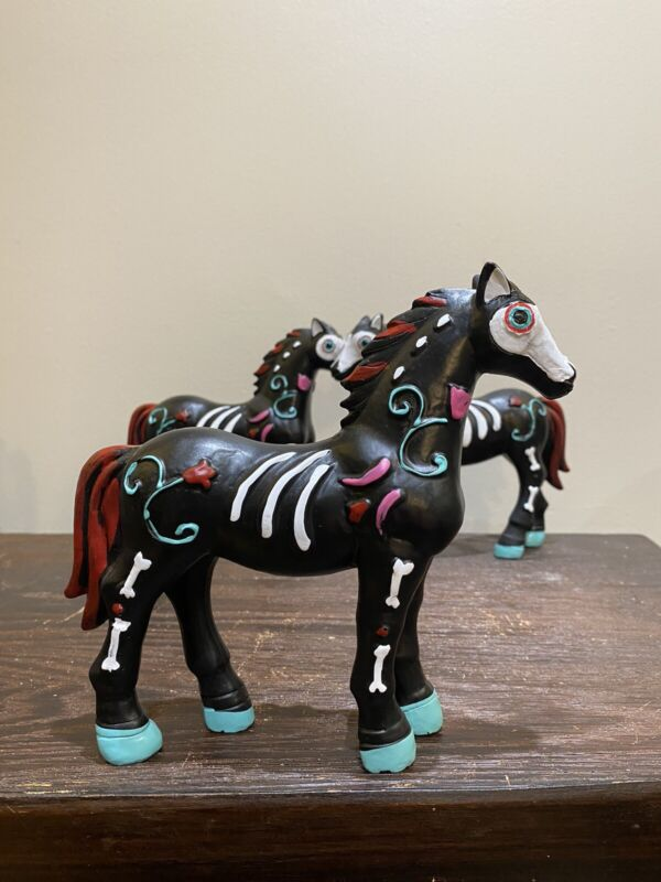 """Day Of The Dead Horse 7"""""""