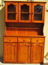 AS NEW. BUFFET & HUTCH COUNTRY STYLE. SOLID TIMBER. 6 mths old. Maroubra Eastern Suburbs Preview