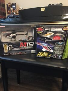 Brand new RC helicopter
