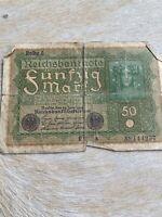 Reichsbanknote 50 Mark 1919❤️ Eimsbüttel - Hamburg Eimsbüttel (Stadtteil) Vorschau