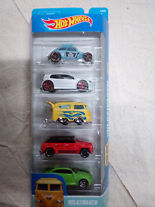 Hot wheels vw s .5pack. West Hoxton Liverpool Area Preview