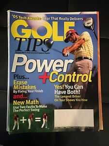 20 issues of Golf Tips