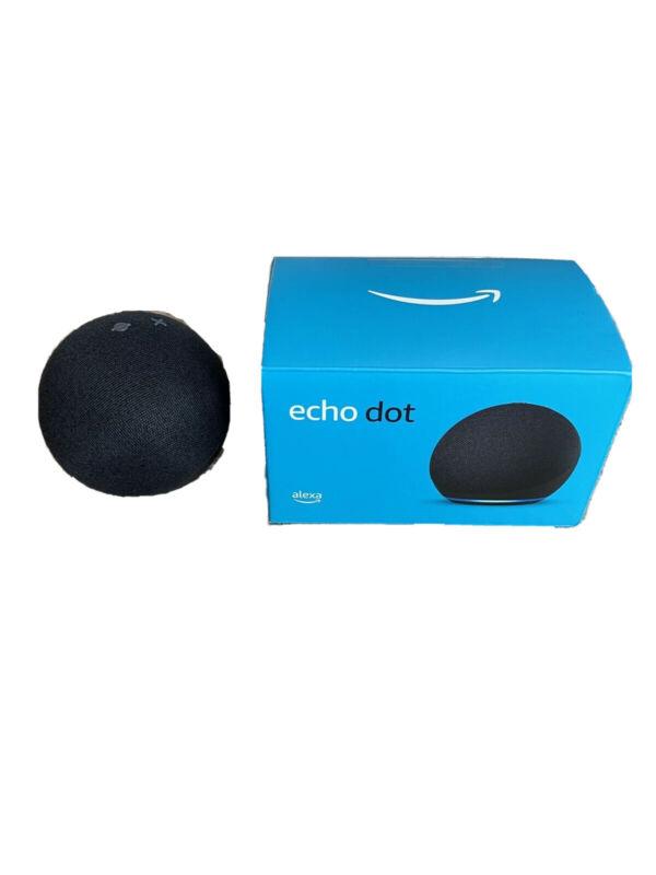 Amazon Echo (4th Gen.) Smart Speaker - Charcoal