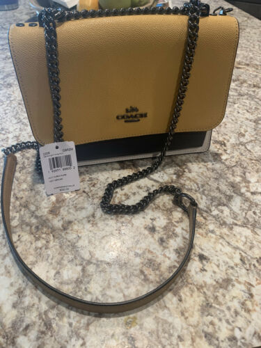Coach crossbody Handbag with Matching Wallet