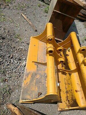 Heavy Duty Cat 305 48 Excavator Grading Bucket 45mm Pins 1 34 E50