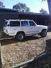 60 series V8 Toyota Landcruiser Two Wells Mallala Area Preview