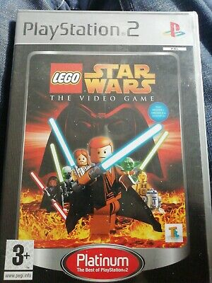 PS2 Lego Star Wars Video Game for sale  Shipping to Nigeria