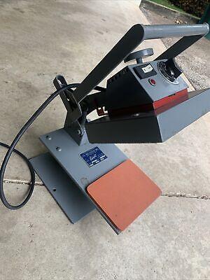 Jc Nellissen Inc Geo Knight Heat Press Machine