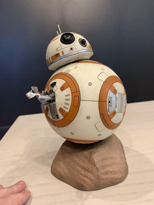 Star Wars BB-8 Statue Sideshow Premium Format Exclusive 590/700