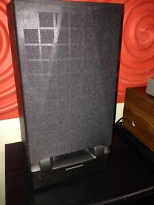 Pair of Bookshelf Speaker Soundesign brand
