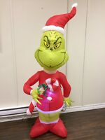 Grinch escape room