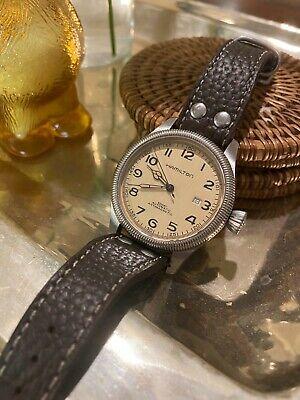 Vintage Hamilton Khaki Mechanical Watch - H605150 - (2824-2 Movement)