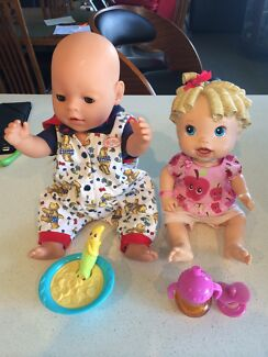 Baby born doll Byford Serpentine Area Preview