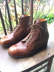 Vintage Field Boots