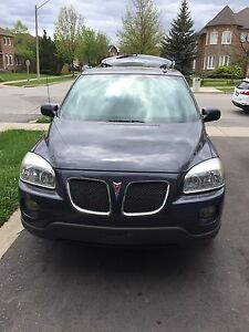2008 PONTIAC MONTANA CERTIFIED CLEAN HISTORY MINT CONDITION