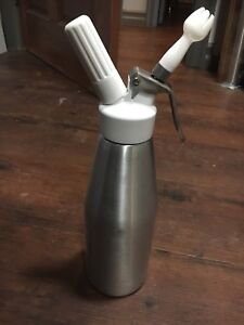 Whipped Cream Cannister