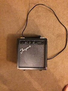 Traynor guitar amp small and compact
