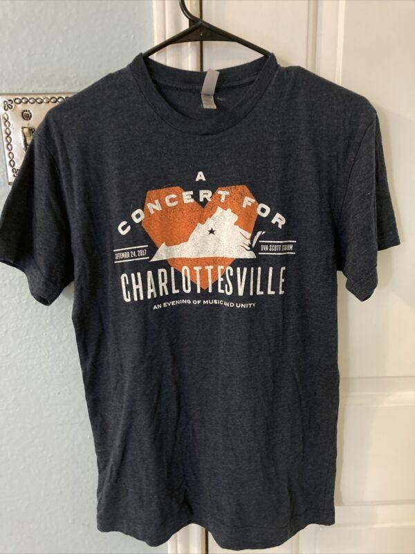 A Concert For Charlottesville T-shirt Dave Mathews Band