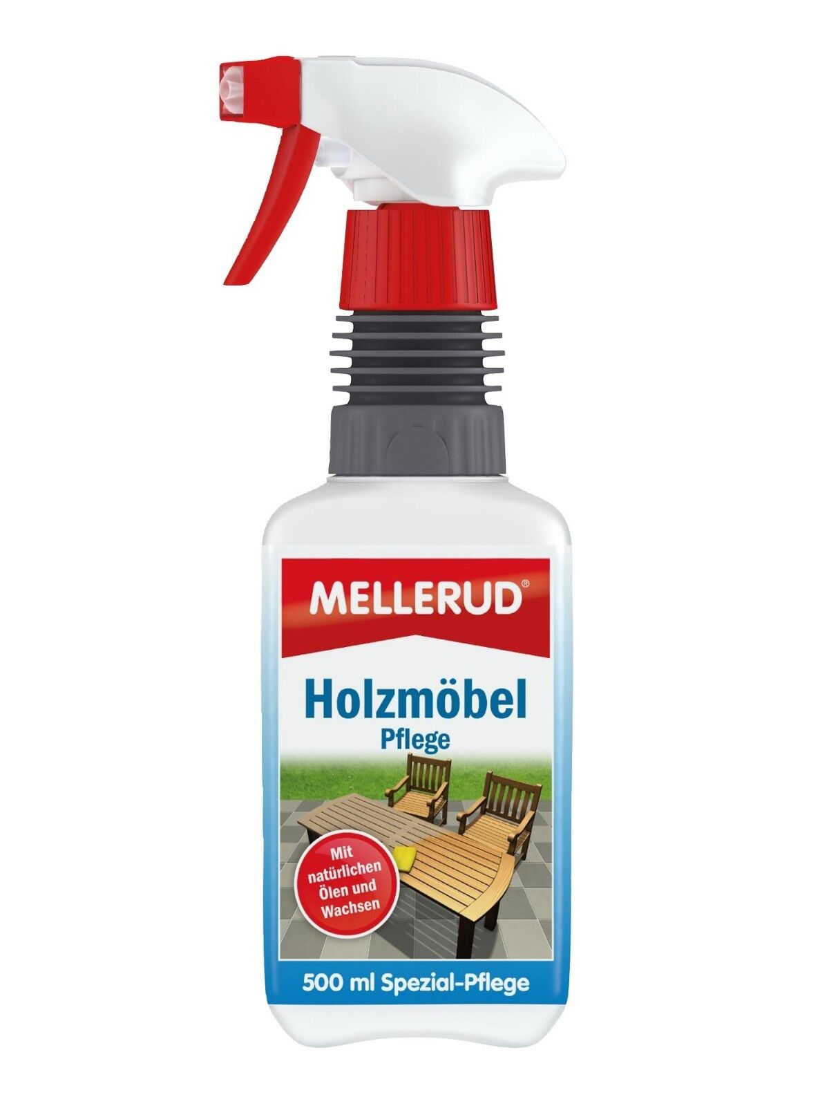 Mellerud Holzmöbel Pflege Spezial-Pflege 0,5 L