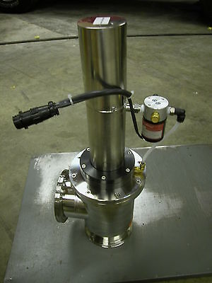 Nor-cal Products Numatic Bellows Valve 4 Use With Stokes Edwards Alcatel