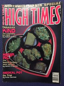 High Times Magazine For Sale