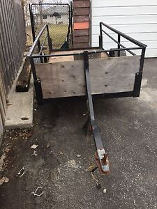 Utility trailer 4x8 $400