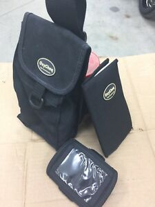 Oxycheq Thigh Pouch,Wet Notes and Wrist Pad