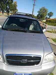 Kia carnival 7 seater 2005 Perth Perth City Area Preview