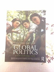 Global Politics Text - Never Used