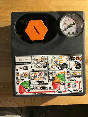 orig. CONTINENTAL elektrische. Luftpumpe Kompressor Pumpe Pannenset 1.737-028.1