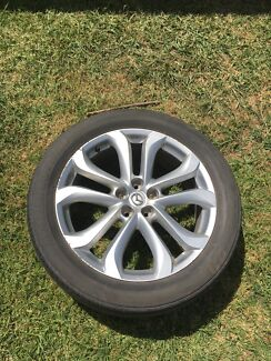 Mazda CX-9 mag wheel