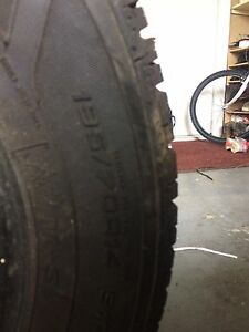 195 70 14 studded winter tires