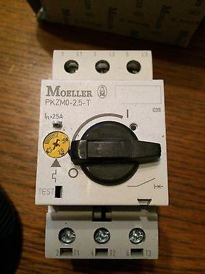 MOELLER Transformatorenschutzschalter PKZM0-2,5T