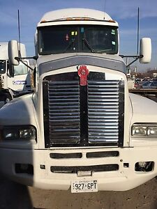 T-300 kenworth truck for sale with job