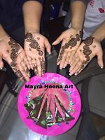 Heena Art- for Karwa chauth please book your appointments