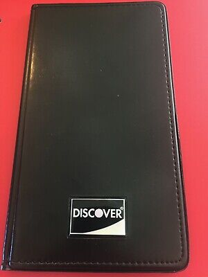 25 New Discover Check Presenters - Server Books Restaurant Guest Double Pane