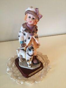 Figurine  Via Veneto Collection.